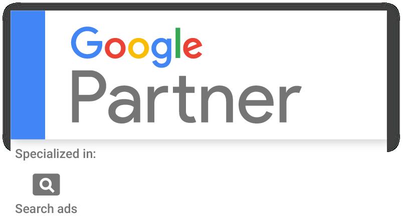 Certyfikat Google Partners - KC Mobile